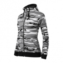 Bluza Camo Zipper C20 Damska 300G
