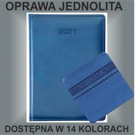 Kalendarz A4 TYGODNIOWY 144 STR NEBRASKA EXCLUSIVE