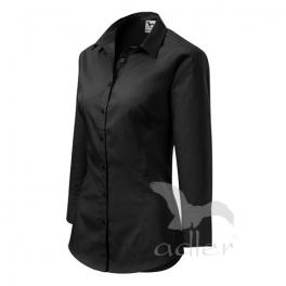 Koszula Adler 218 Style z rękawem 3/4 Damska