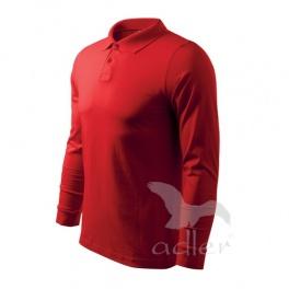 Koszulka Polo Adler 211 Single J. LS Męska