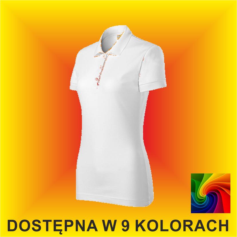 Koszulka POLO JOY P22 Damska 170G
