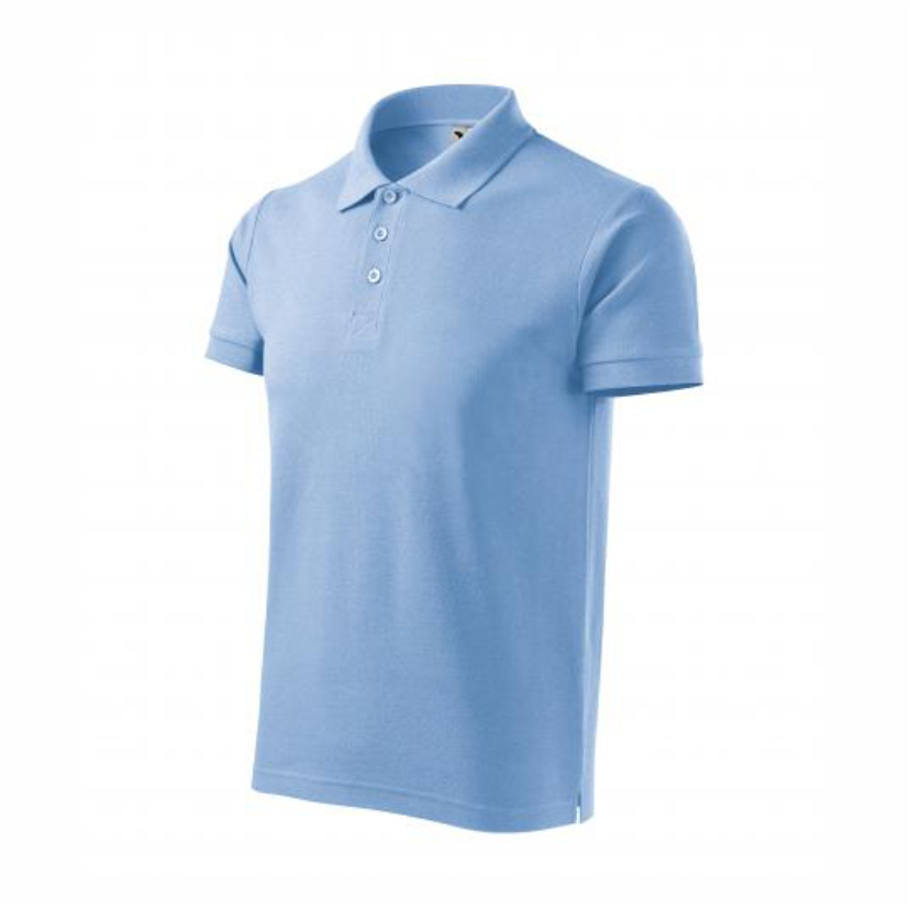 Koszulka Polo Cotton Heavy 215 Męska 220G