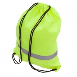 Plecak promocyjny z taśmą odblaskową A08696