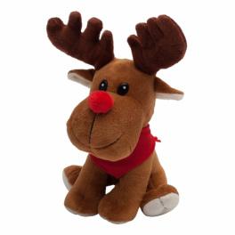 Maskotka Happy Reindeer A73946