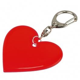 Brelok odblaskowy serce A73249