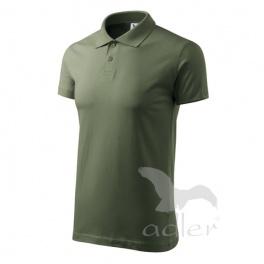 Koszulka Polo Adler 202 Single J. Unisex