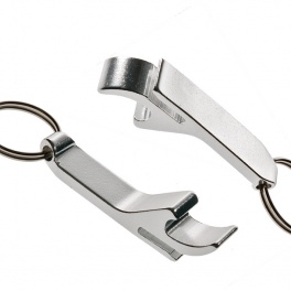 Aluminiowy brelok - otwieracz A73720