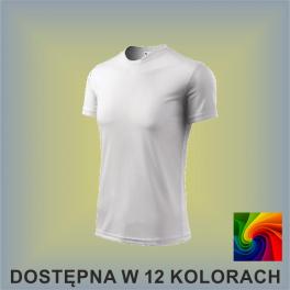 Koszulka sportowa FANTASY 124 MĘSKA 150G