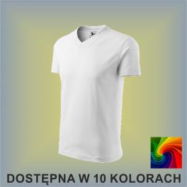 Koszulka V-Neck 102 Unisex 160G