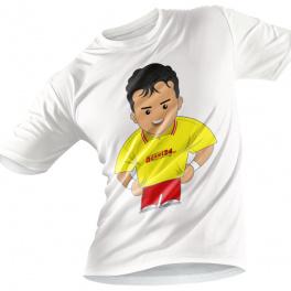 Koszulka z projektem postaci