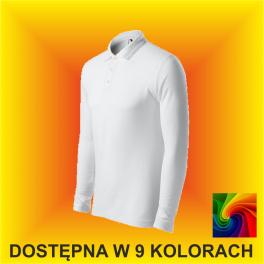 Koszulka PIQUE POLO LS 221 Męska 200G