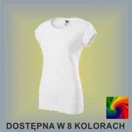 Koszulka FUSION 164 Damska 160g