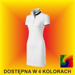 Sukienka Polo DRESS UP 271 Damska 215G