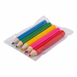 Kredki Mini Rainbow A74022