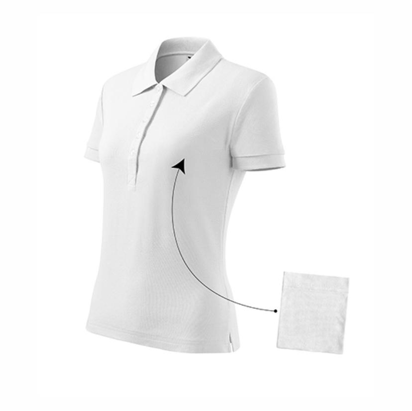 Koszulka Polo COTTON 213 Damska 200G