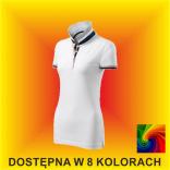Koszulka Polo COLLAR UP 257 Damska 215g