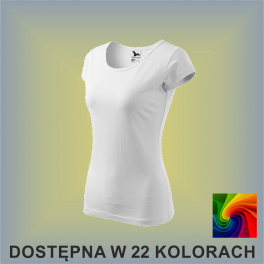 Koszulka Pure 122 Damska 150g