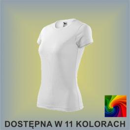 Koszulka Sportowa Fantasy 140 Damska 150g